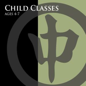 child 4-7 classes